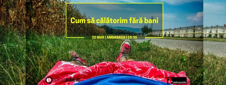 Cum să călătorim fără bani – Timișoara